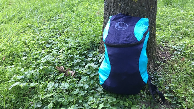 Ticket to the Moon Mini Rucksack