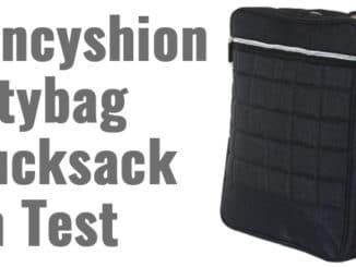 Fancyshion Citybag Rucksack im Test