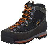 AKU TREKKER LITE II GTX 838, Unisex-Erwachsene Trekking- & Wanderschuhe, Grau (Anrt./Arancione 170), EU 45 (UK 10.5)