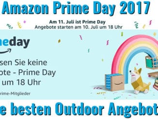 Amazon Prime Day 2017 Outdoor Angebote